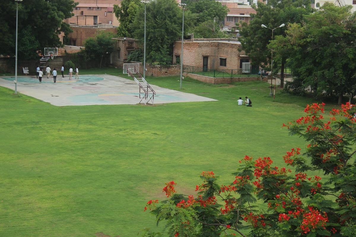 lachoo memorial college